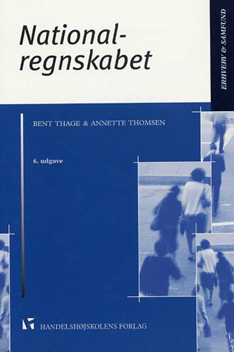 Nationalregnskabet af Per Callesen, Michael Weischer, Bent Thage og Annette Thomsen
