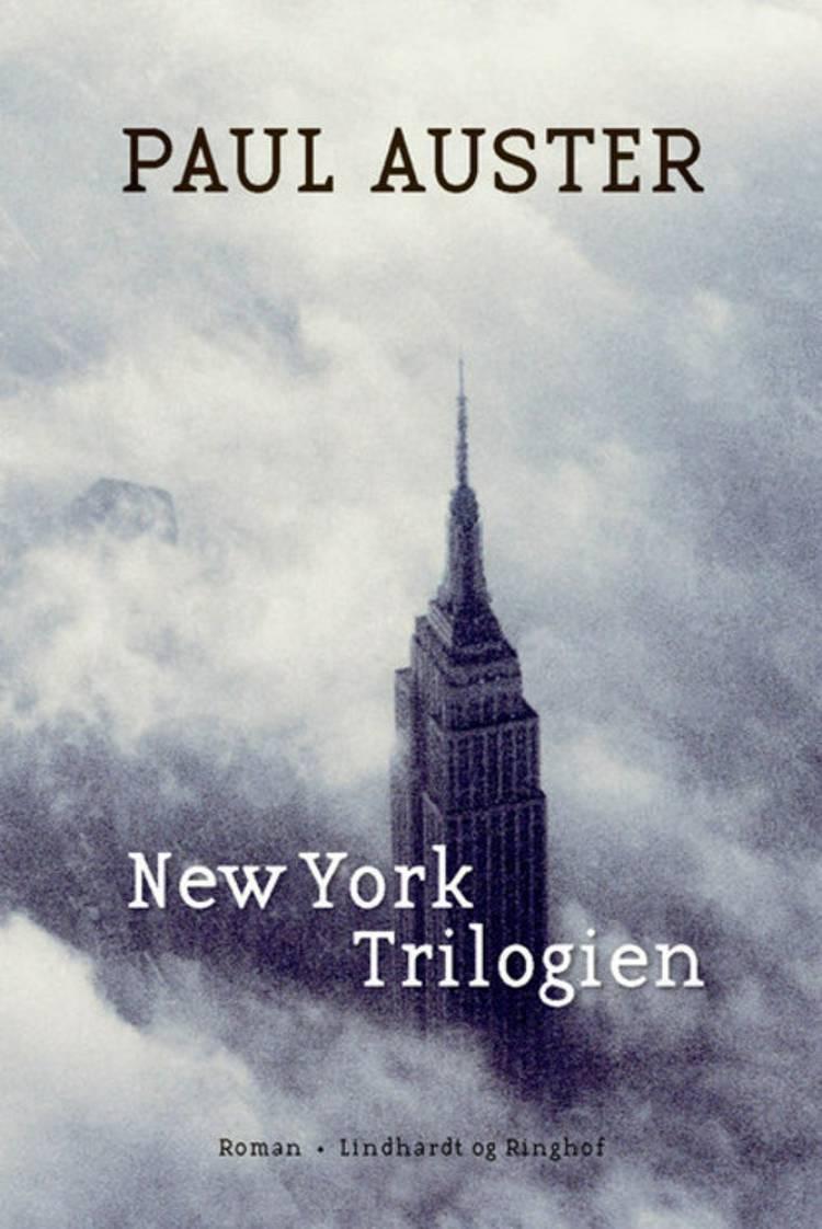 New York trilogien af Paul Auster
