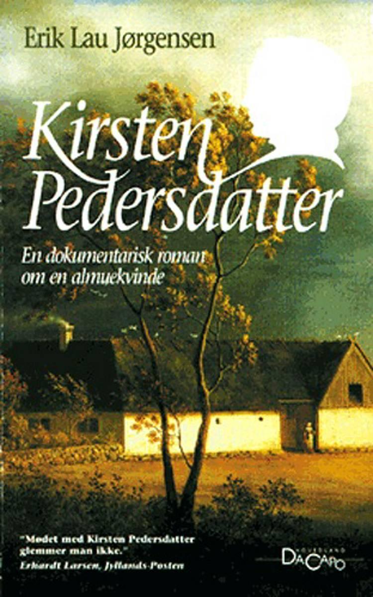 Kirsten Pedersdatter af Erik Lau Jørgensen