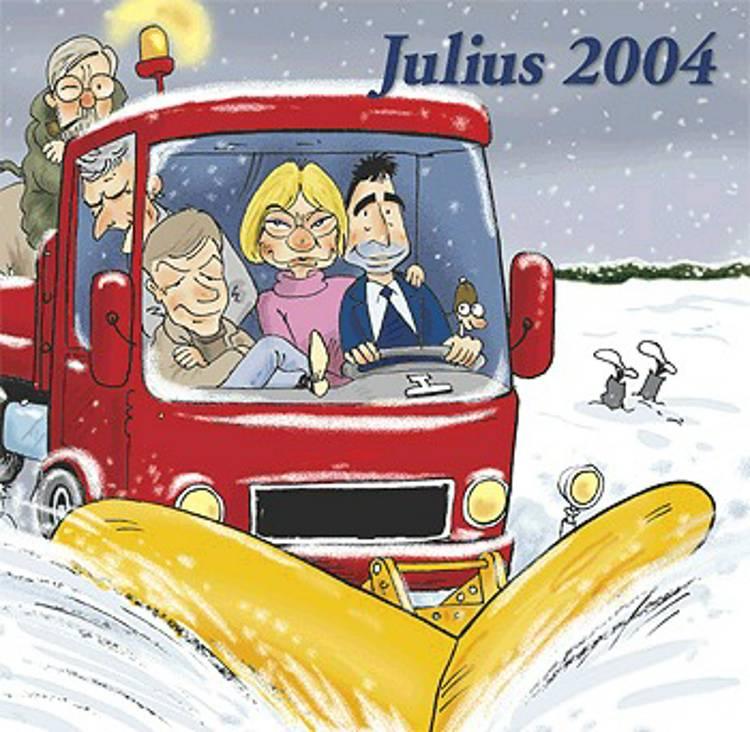 Julius 2004 af Jens Julius Hansen