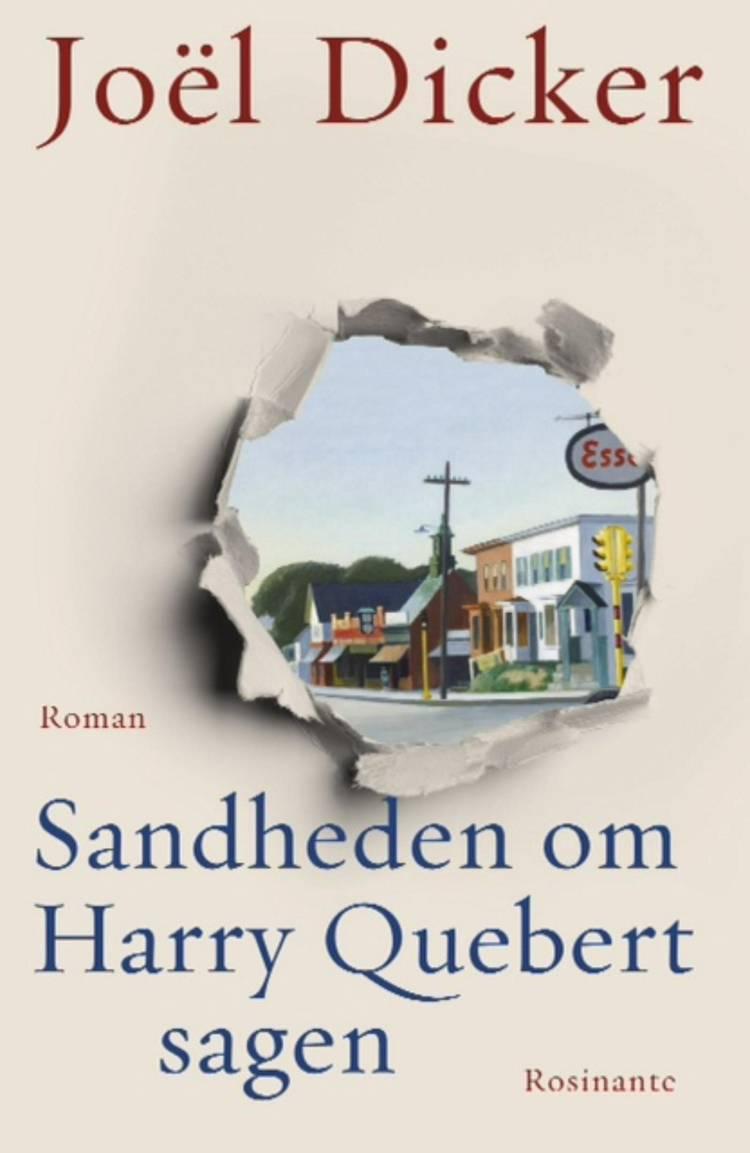 Sandheden om Harry Quebert-sagen af Joël Dicker