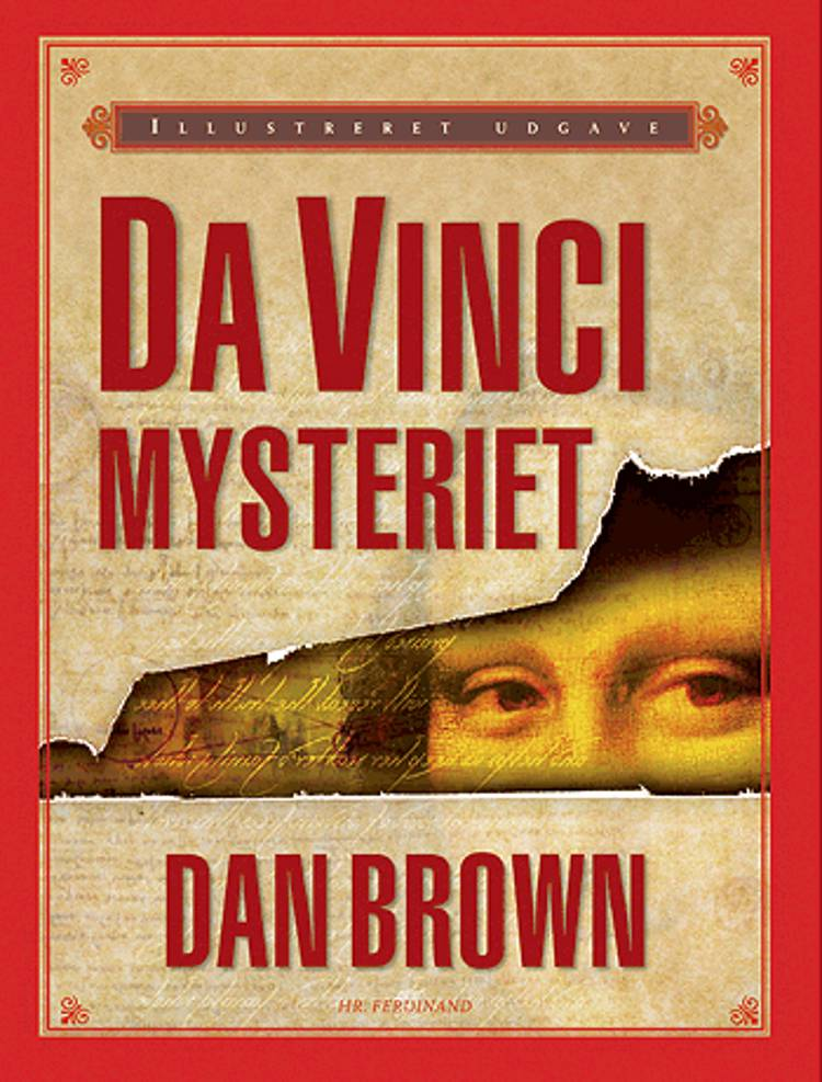 Da Vinci mysteriet. Illustreret af Dan Brown
