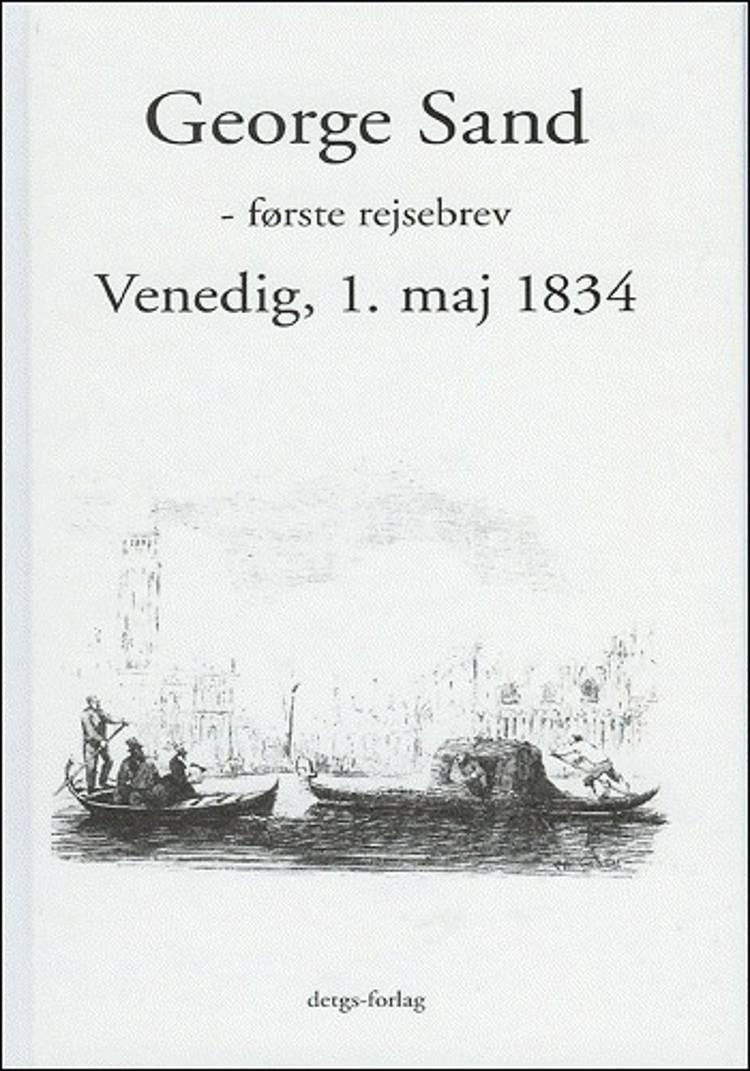 Første rejsebrev af George Sand