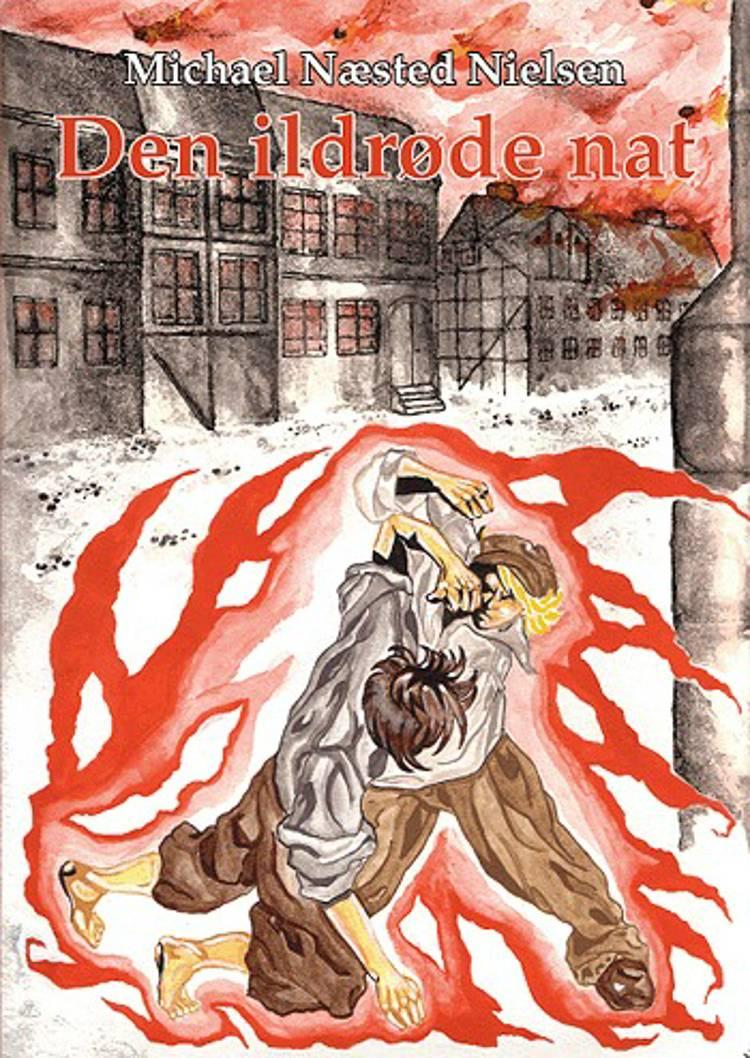Den ildrøde nat af Michael Næsted Nielsen