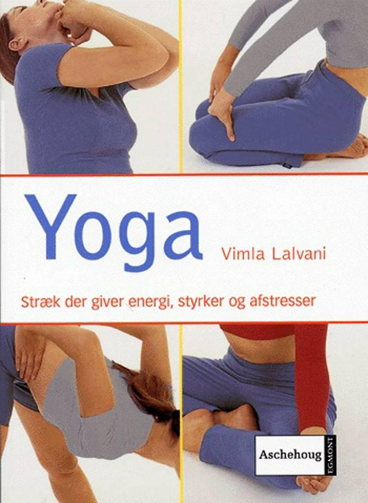 Yoga af Vimla Lalvani