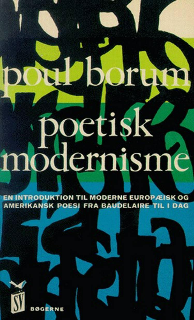 Poetisk modernisme af Poul Borum
