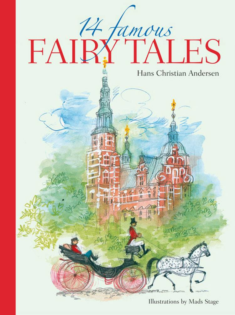 14 famous Fairy Tales af H.C. Andersen