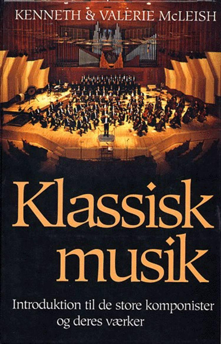 Klassisk musik af Kenneth McLeish og Valerie McLeish