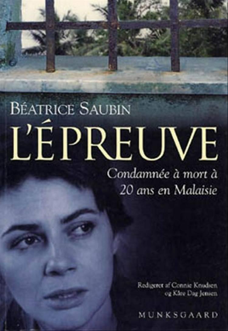L´épreuve af Béatrice Saubin