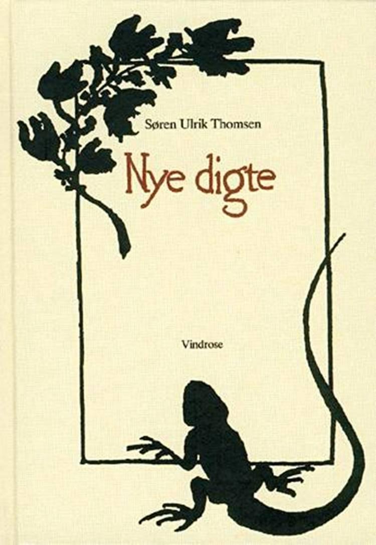 Nye digte af Søren Ulrik Thomsen