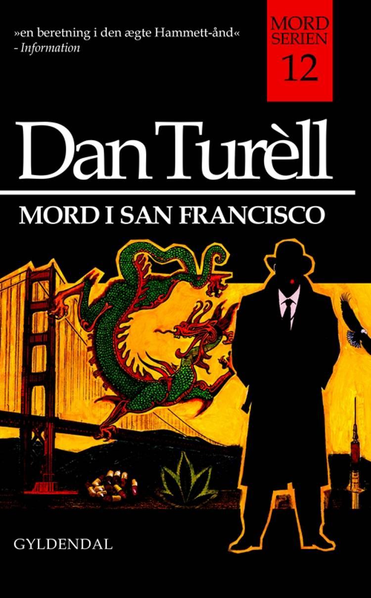 Mord i San Francisco af Dan Turèll