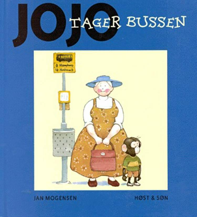 Jojo tager bussen af Jan Mogensen
