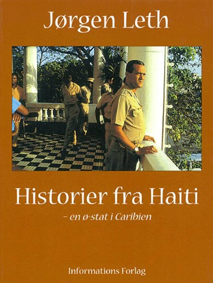 Historier fra Haiti - en ø-stat i Caribien af Jørgen Leth