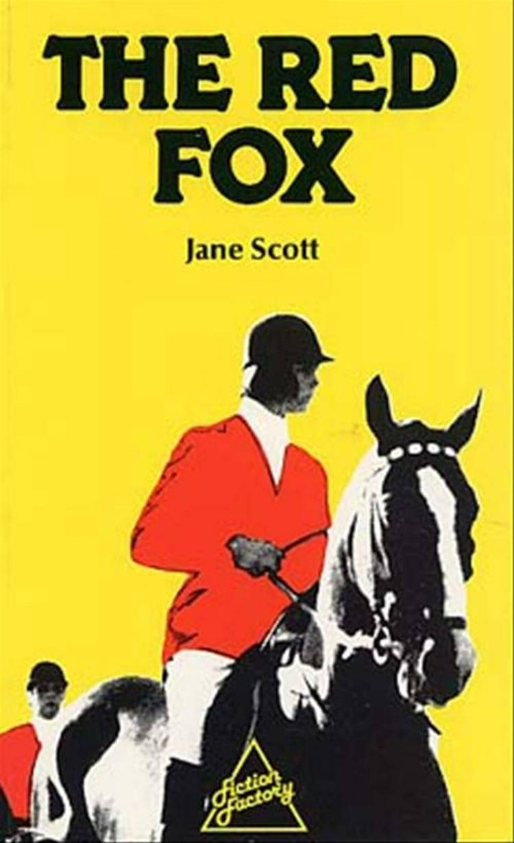 The red fox af Jane Scott