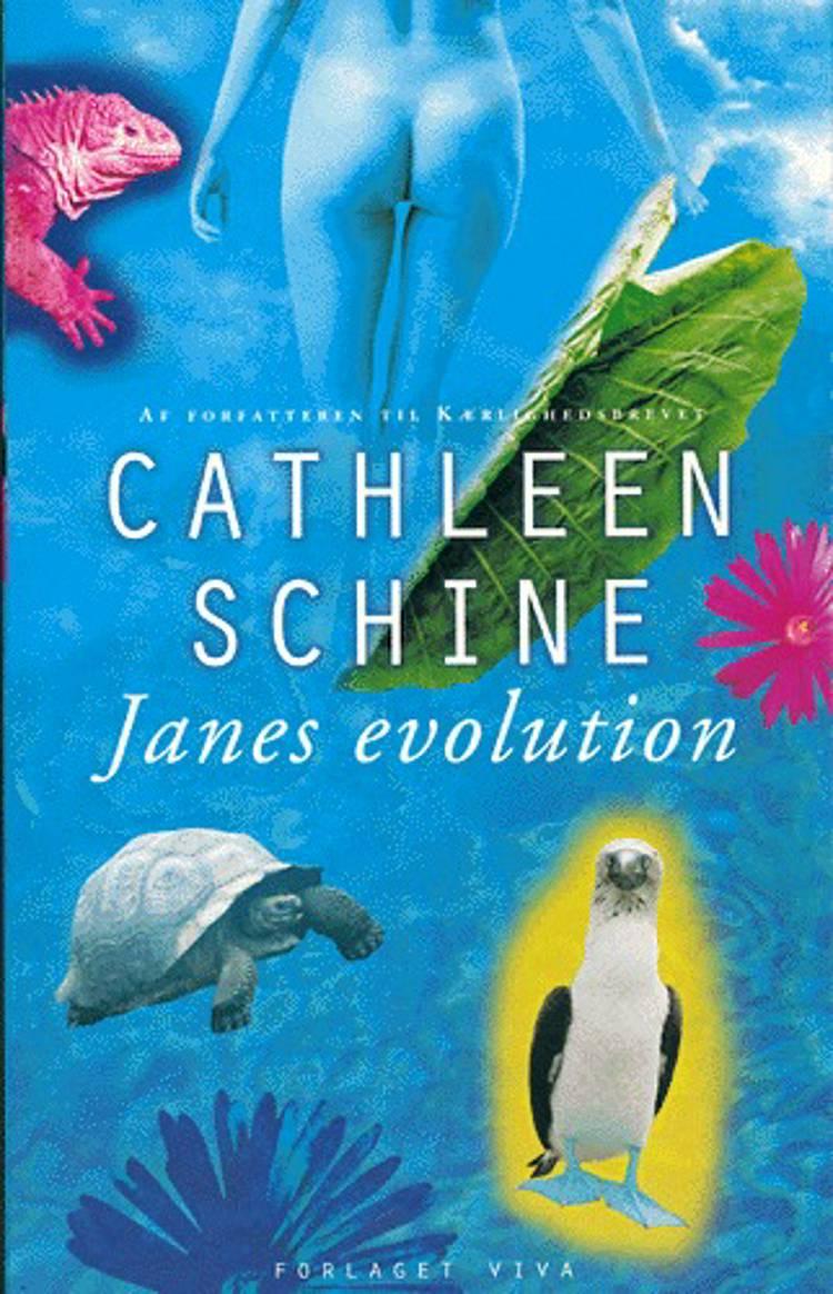 Janes evolution af Cathleen Schine