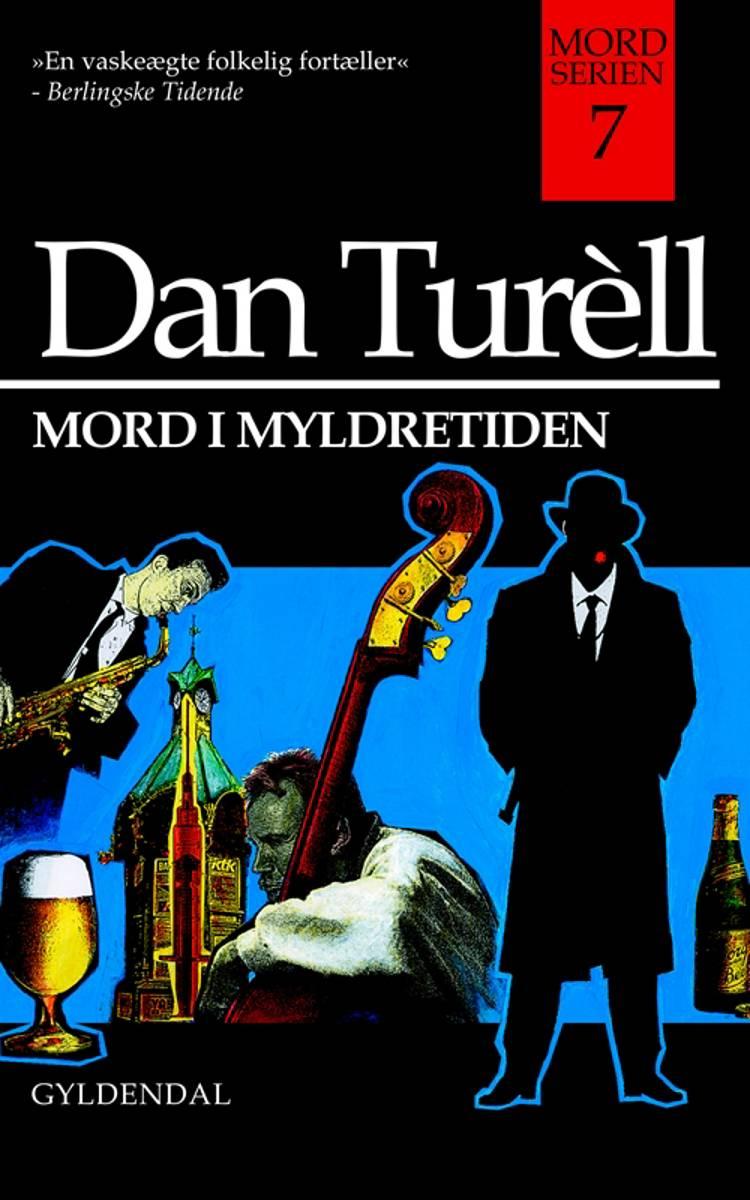 Mord i myldretiden af Dan Turèll