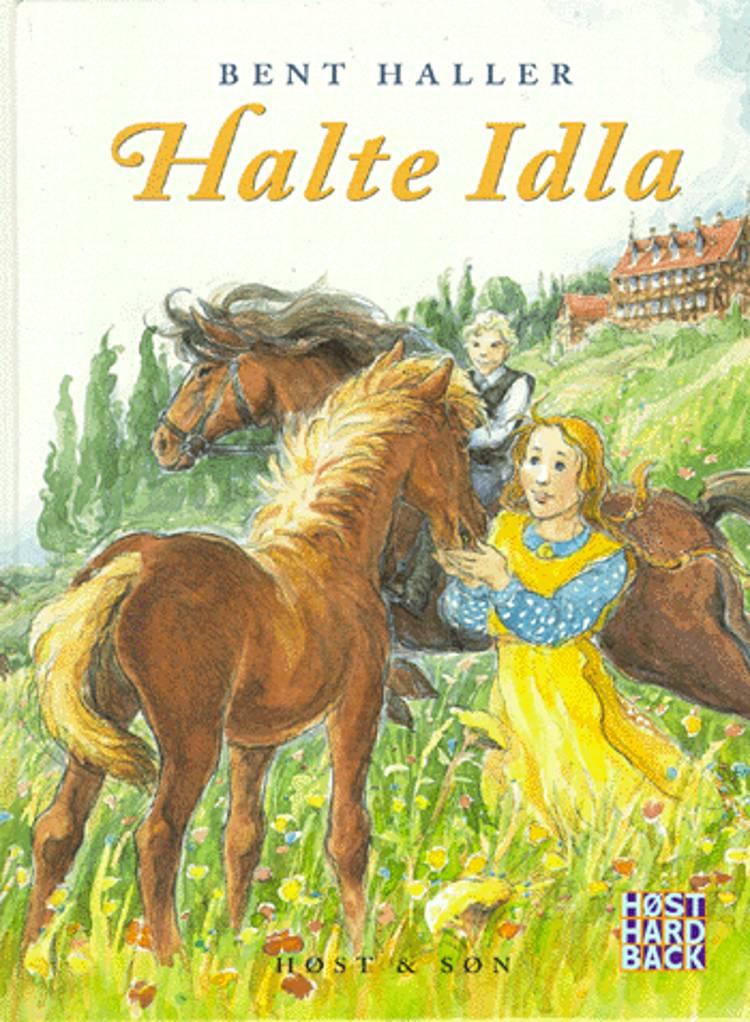 Halte Idla af Bent Haller