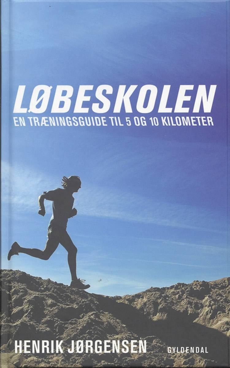 Løbeskolen af Henrik Jørgensen