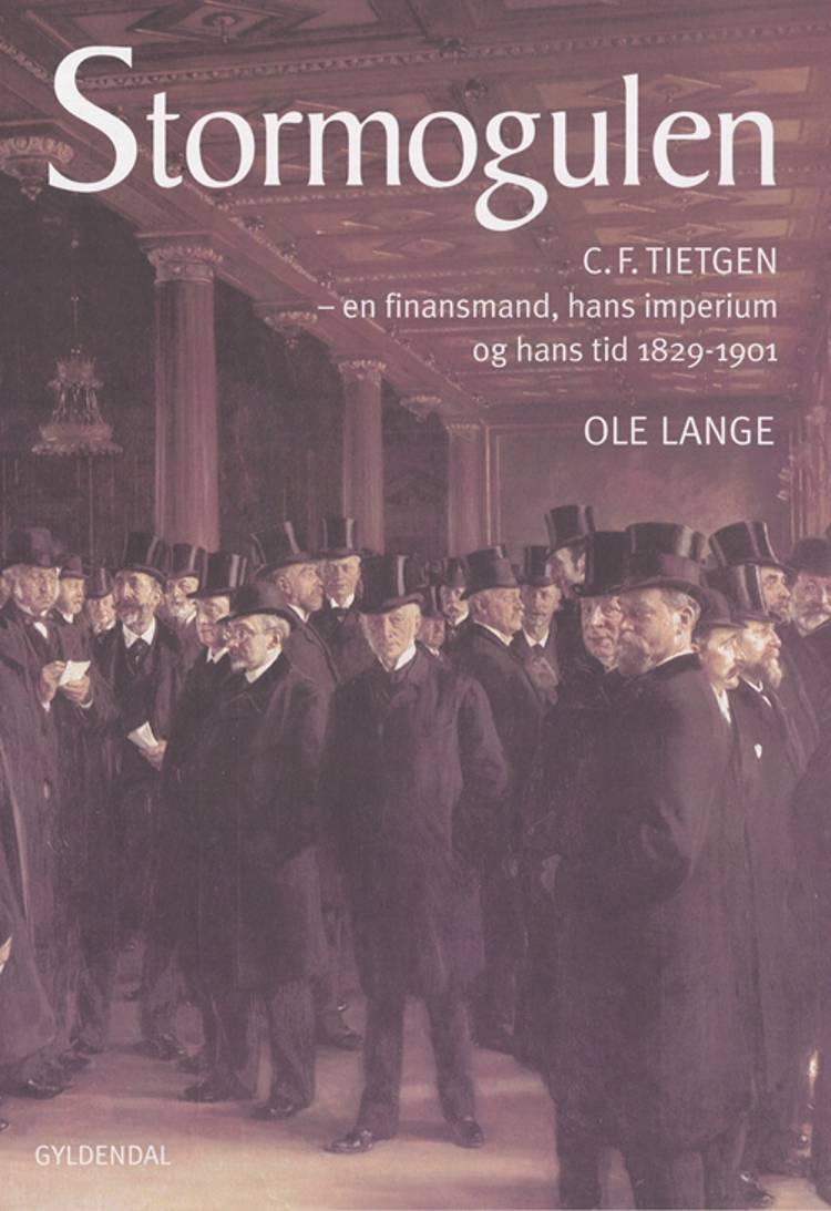 Stormogulen af Ole Lange