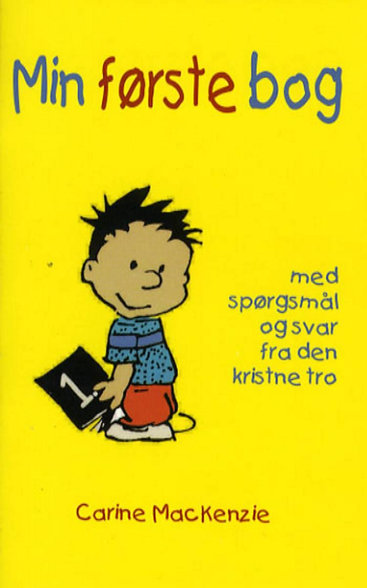 Min første bog af Carine MacKenzie