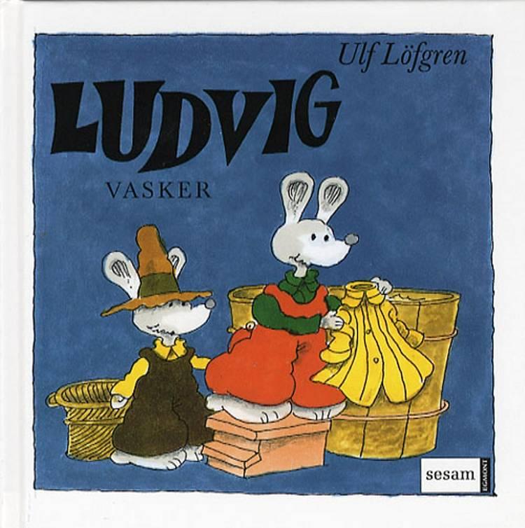 Ludvig vasker af Ulf Löfgren