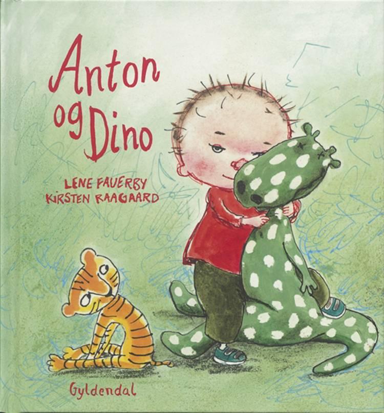 Anton og Dino af Lene Fauerby