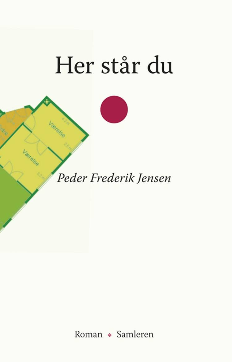 Her står du af Peder Frederik Jensen