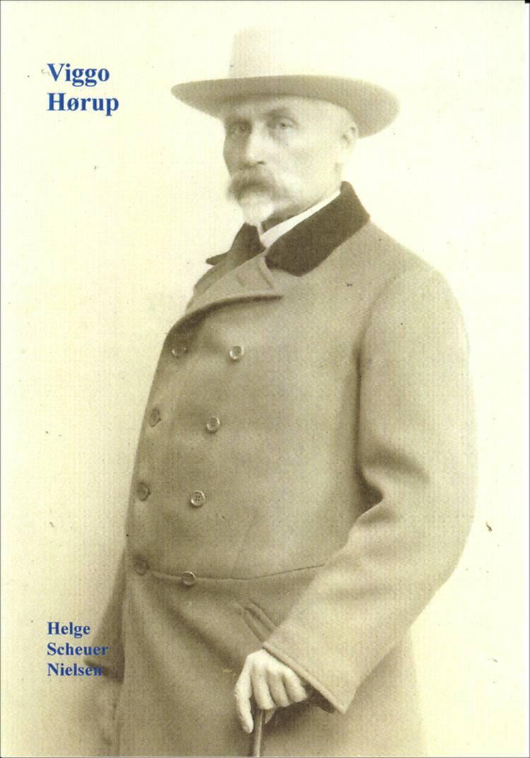 Viggo Hørup af Helge Scheuer Nielsen