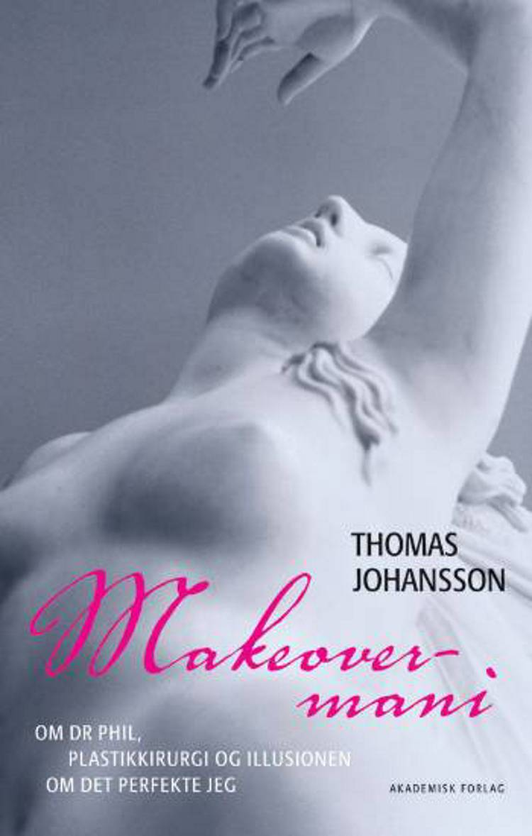 Makeovermani af Thomas Johansson