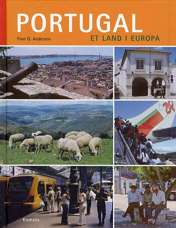 Portugal - et land i Europa af Finn G. Andersen