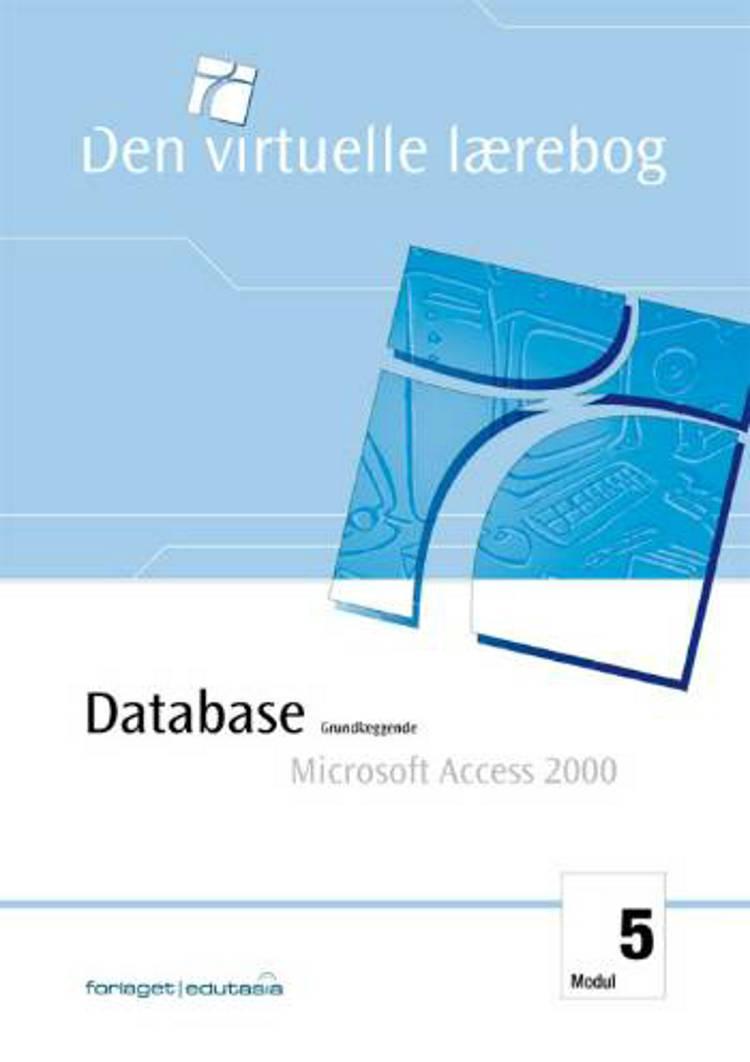 Database grundlæggende, MS Access 2000 af Gitte Nielsen