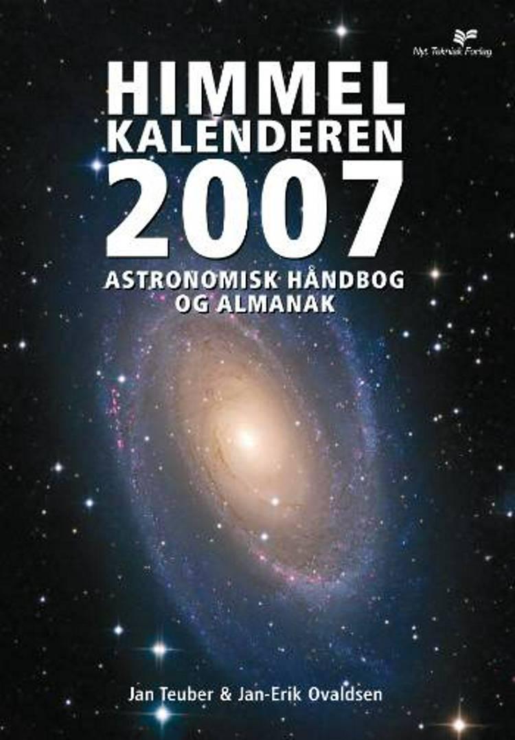 Himmelkalenderen 2007 af Jan Teuber, Jan Teuber og Jan-Erik Ovaldsen og Jan-Erik Ovaldsen