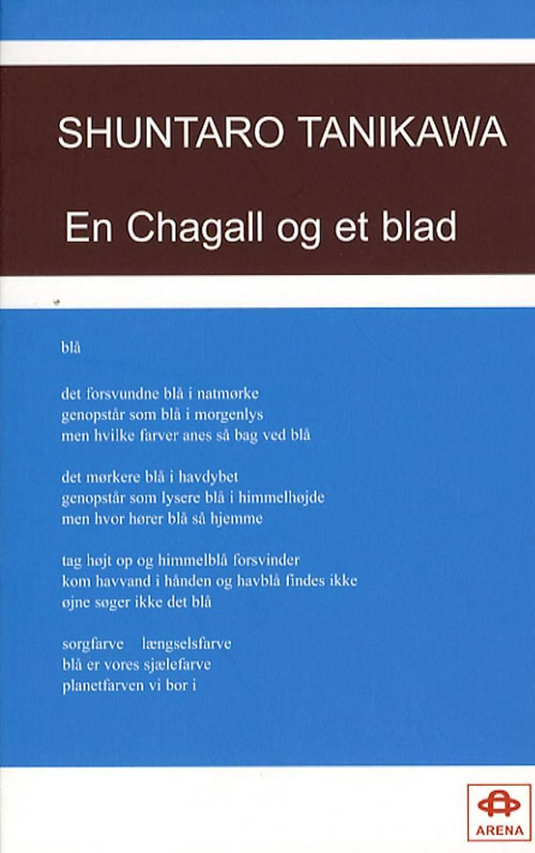 En Chagall og et blad af Shuntaro Tanikawa