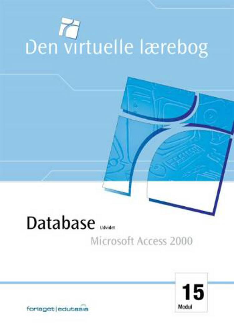 Udvidet database, MS Access 2000 af Lone Riemer