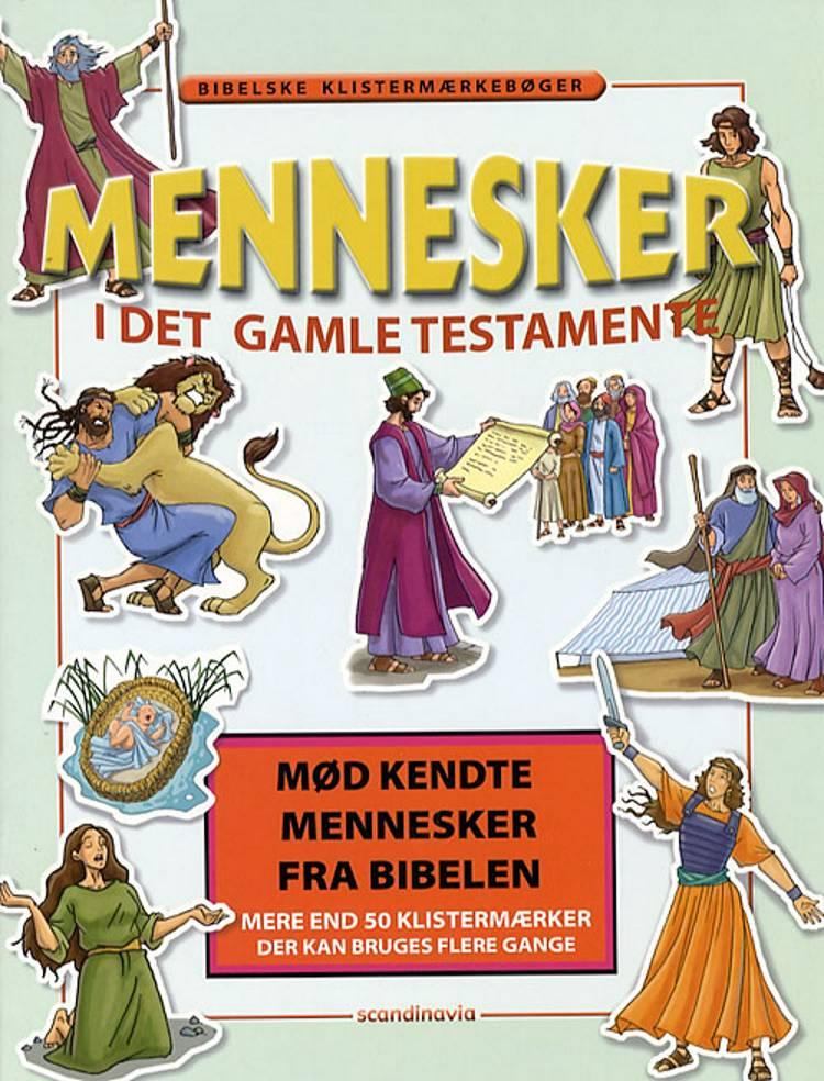 Mennesker i Det Gamle Testamente af Daniel Vium