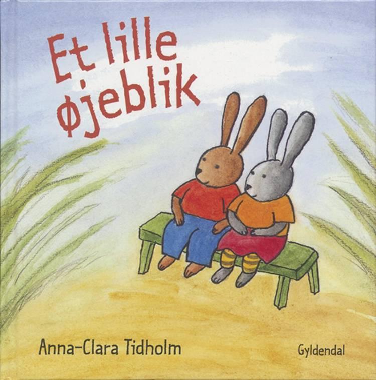 Et lille øjeblik af Anna-Clara Tidholm