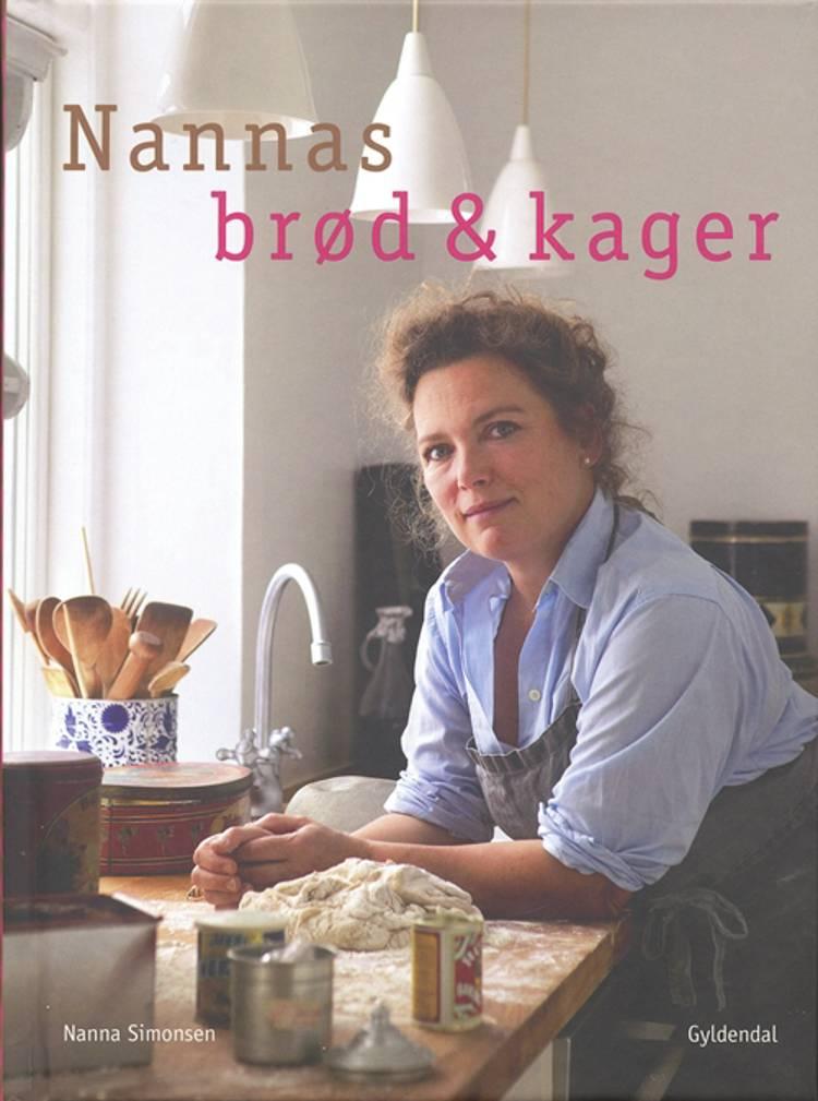 Nannas brød & kager af Nanna Simonsen