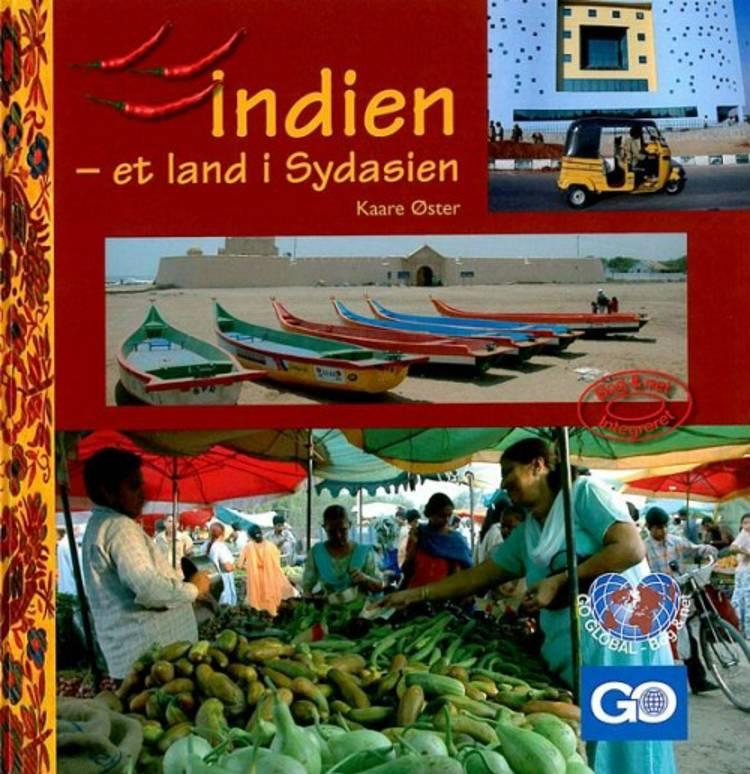 Indien - et land i Sydasien af Kaare Øster