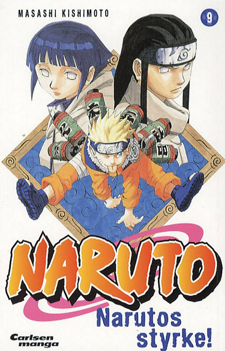 Narutos styrke! af Masashi Kishimoto