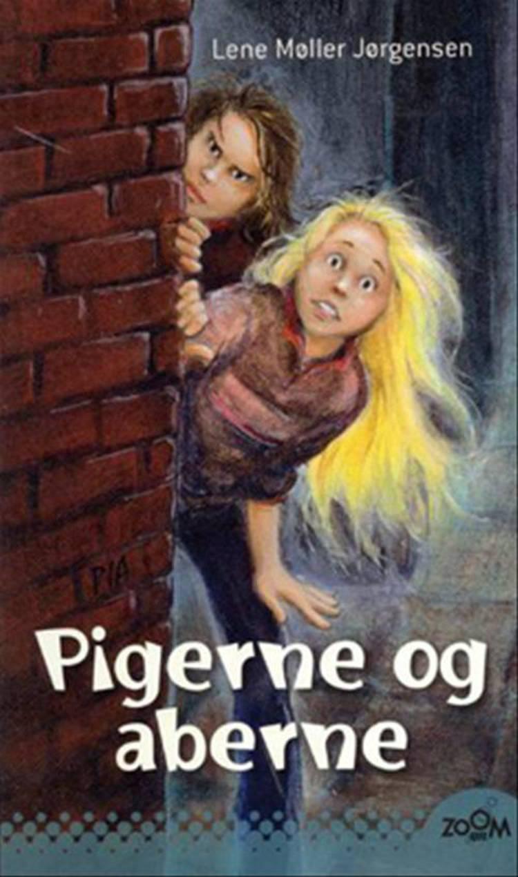 Pigerne og aberne af Lene Møller Jørgensen