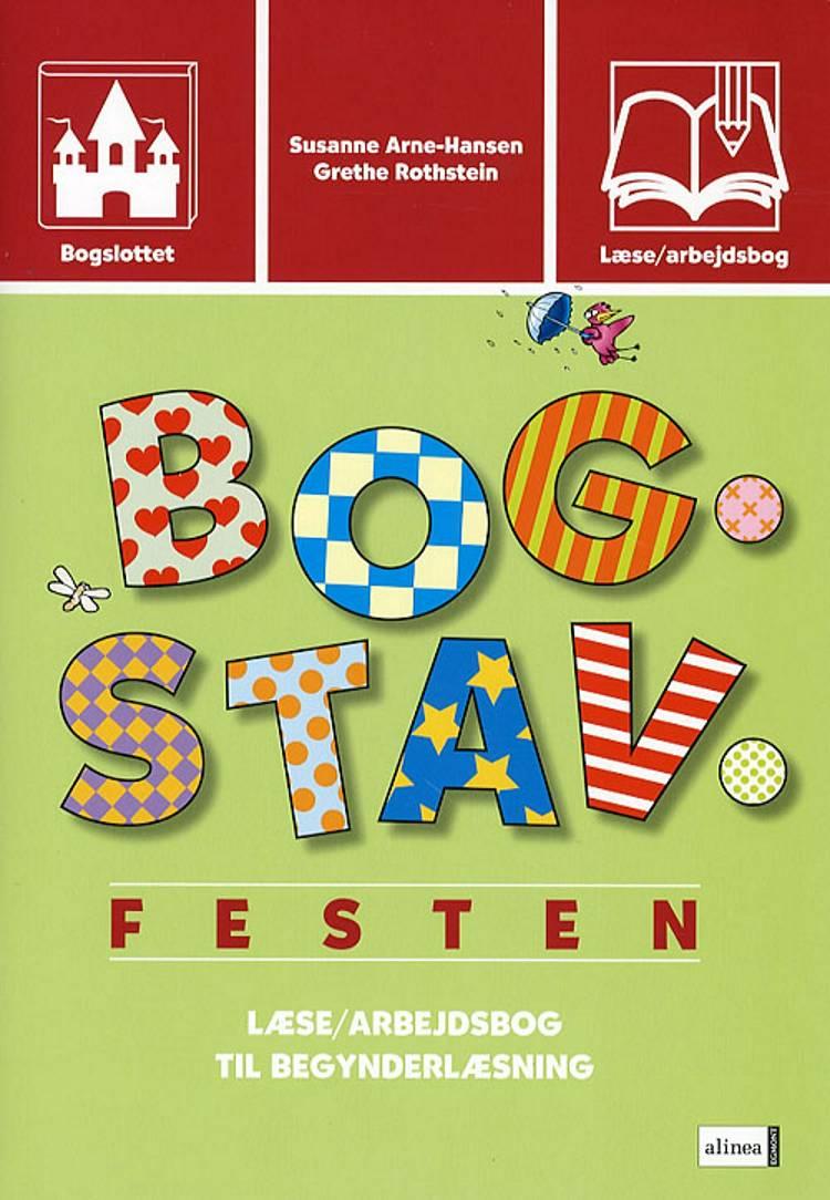 Bogstavfesten af Grethe Rothstein og Susanne Arne-Hansen