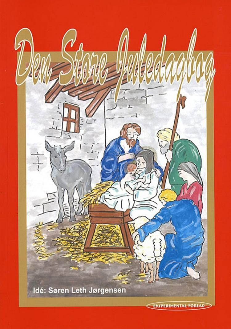Den Store Juledagbog af Søren L. Jørgensen