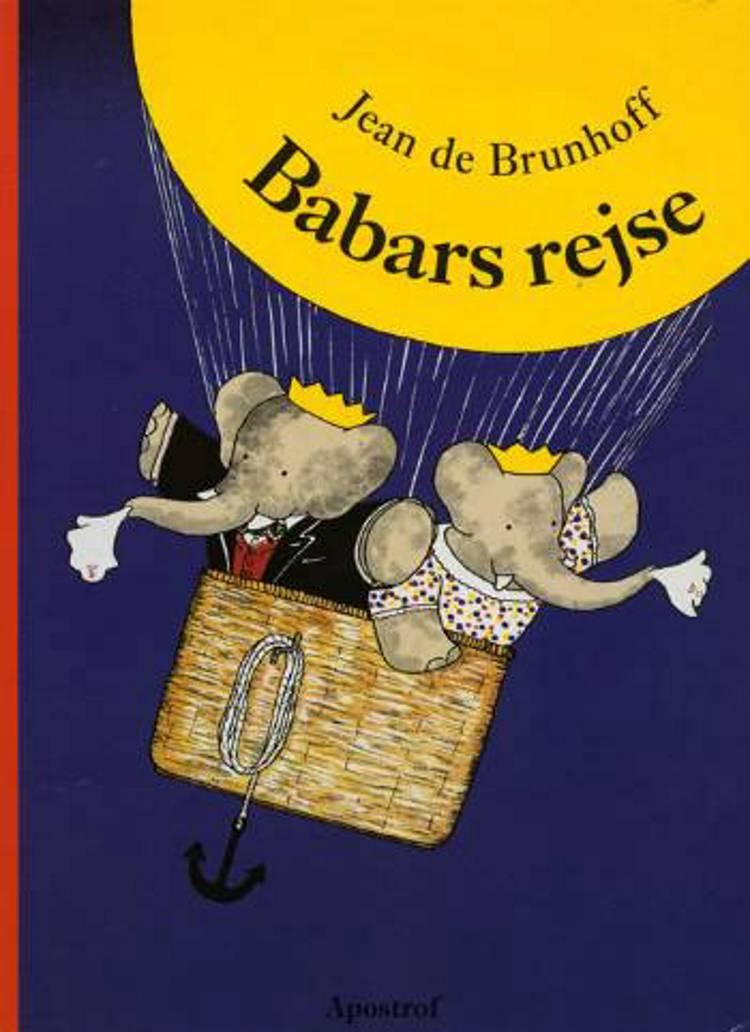 Babars rejse af Jean de Brunhoff