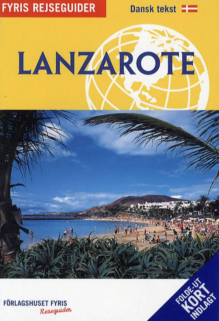 Lanzarote af Rowland Mead