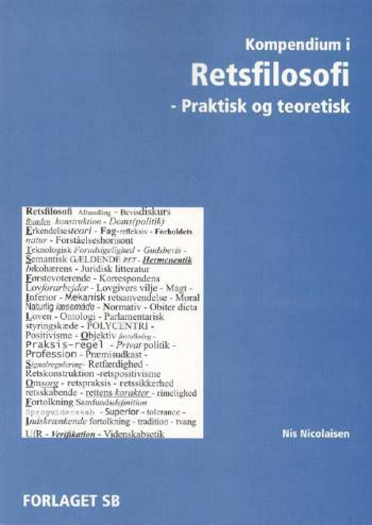 Kompendium i Retsfilosofi af Nis Nicolaisen