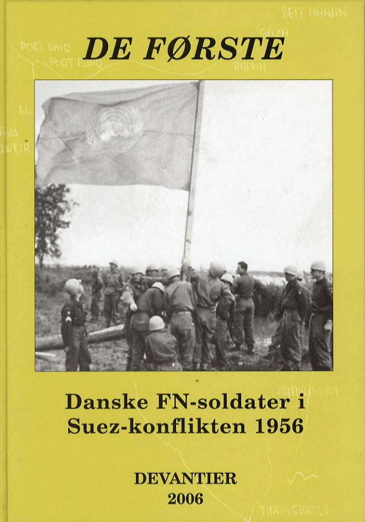 De første af Ole Jensen, Erik Blyme og Benny Lauridsen