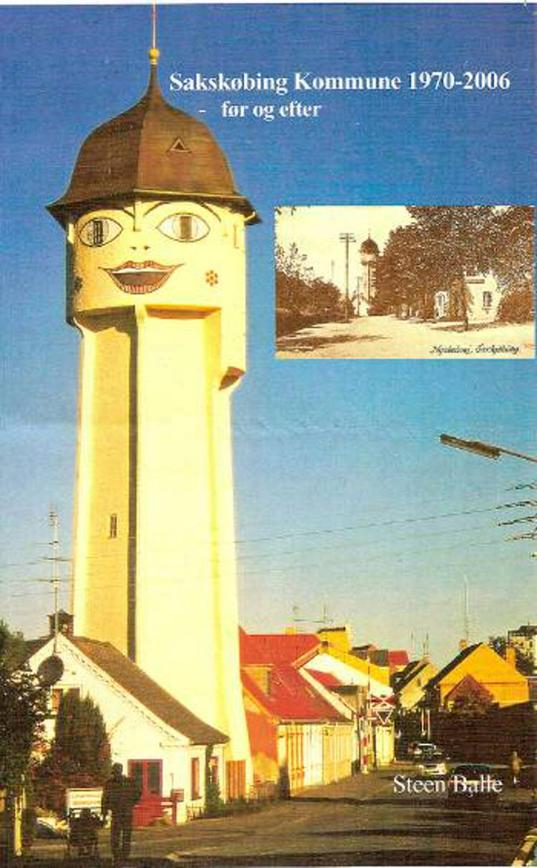 Sakskøbing Kommune 1970-2006 af Steen Balle