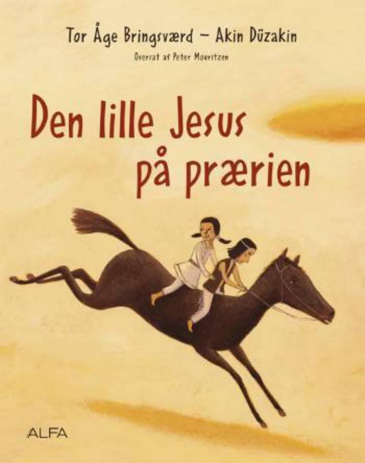 Den lille Jesus på prærien af Tor Åge Bringsværd