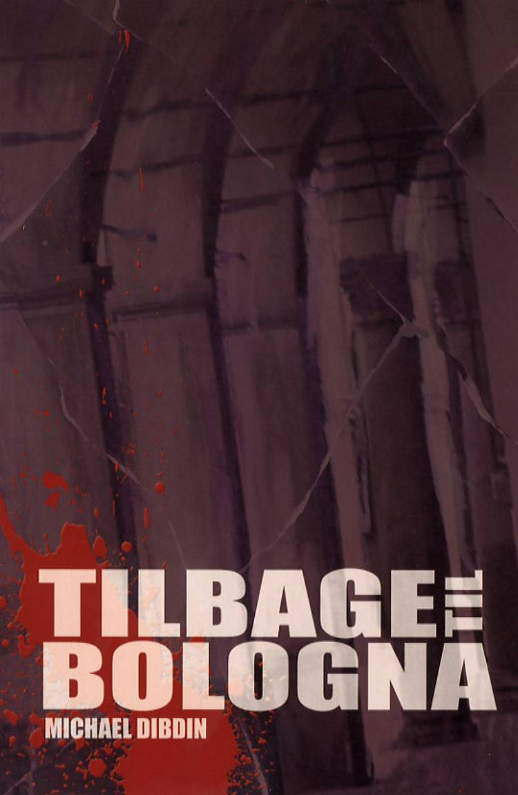 Tilbage til Bologna af Michael Dibdin