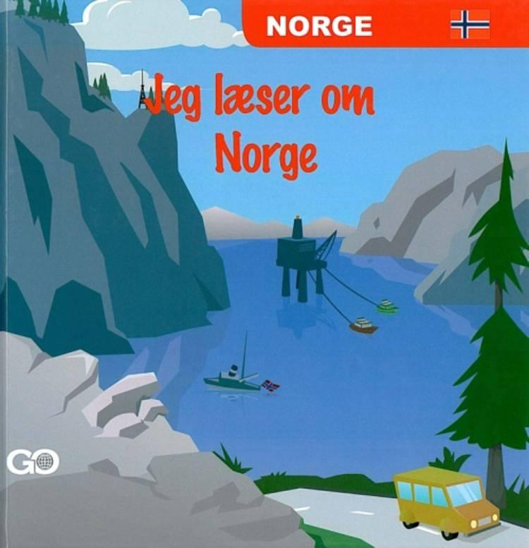 Jeg læser om Norge af Birgitte Østergaard Sørensen